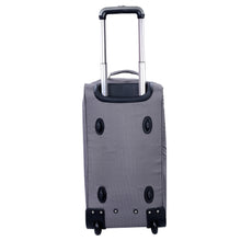 Load image into Gallery viewer, Hard Craft Premium Light Weight Cabin Size Trolley Bag Duffel trolley Bag - Grey