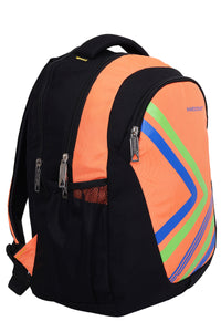 Hard Craft Backpack 15inch Laptop Backpack Lightweight - Orange
