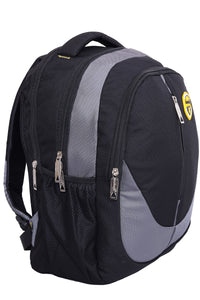 Hard Craft Backpack 15inch Laptop Backpack M-Zip Lightweight - Grey