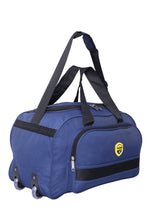 Load image into Gallery viewer, Hard Craft Lightweight Waterproof Luggage Travel Duffel Bag with Wheels