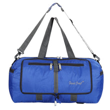 Load image into Gallery viewer, Hard Craft Lightweight Luggage Folding Travel Air Bag - Blue