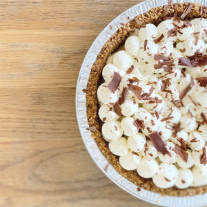 LOVE ACTUALLY | BANOFFEE PIE