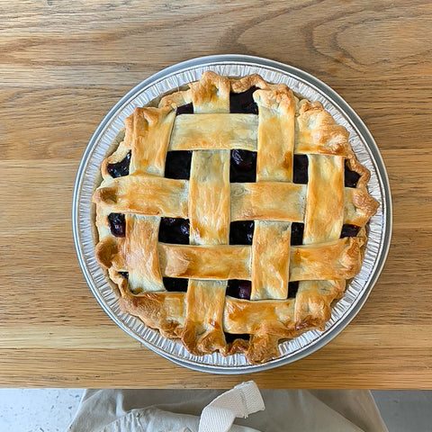 PULP FICTION | MAPLE INFUSED CHERRY PIE