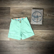 Load image into Gallery viewer, Neo Mint Chino Shorts