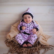 Load image into Gallery viewer, Lavender Leopard Set
