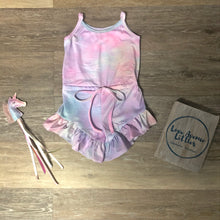 Load image into Gallery viewer, Cotton Candy Romper