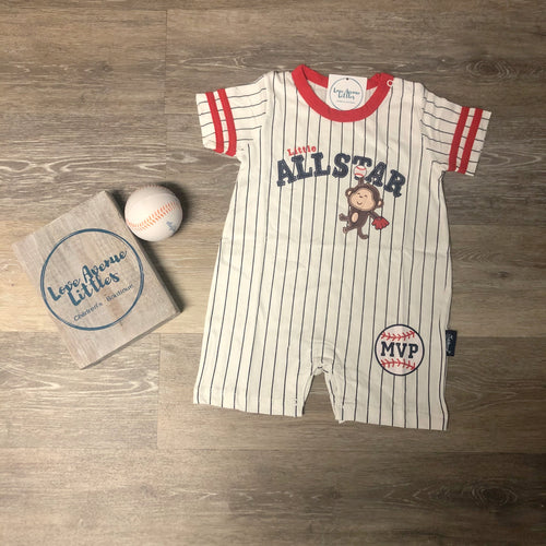 Little All-Star Romper