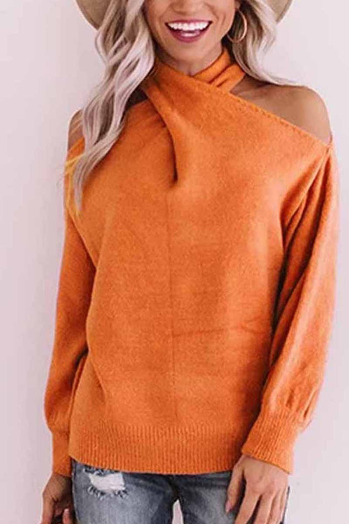 Chicindress Hollow-out Loose Sweater(3 Colors)