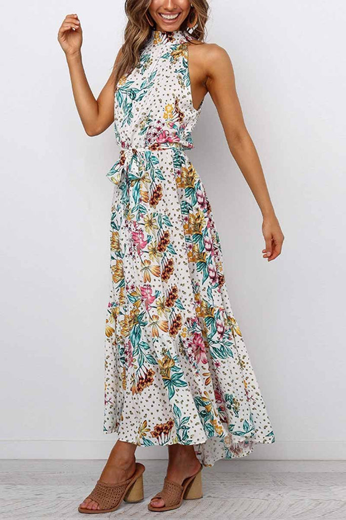 Chicindress Fashion Floral Dress ( 3 Colors)