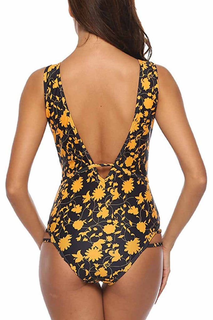 Chicindress Sexy One-piece Swimsuit