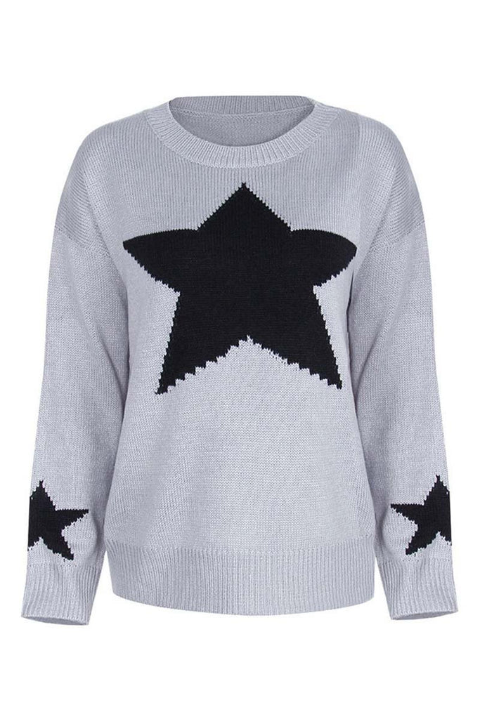 Chicindress Star Shaped Sweater 3 Colors
