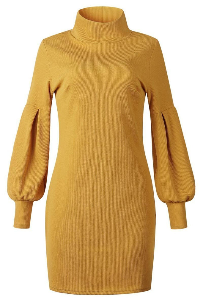 Chicindress O Neck Autumn Sexy Dress