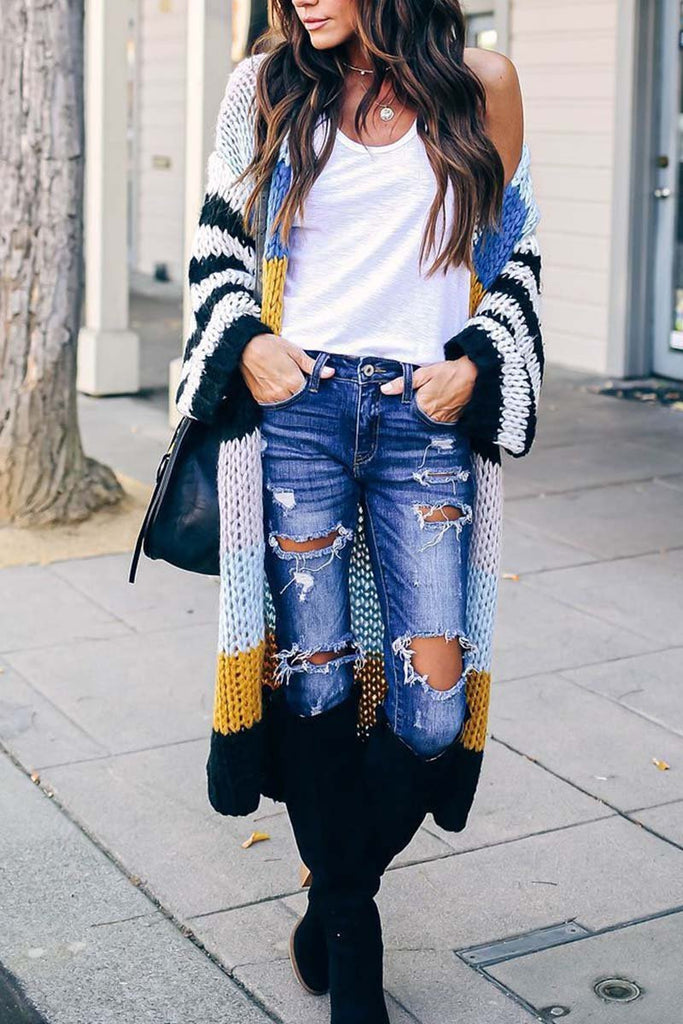 Chicindress Knitted Cardigan Sweaters
