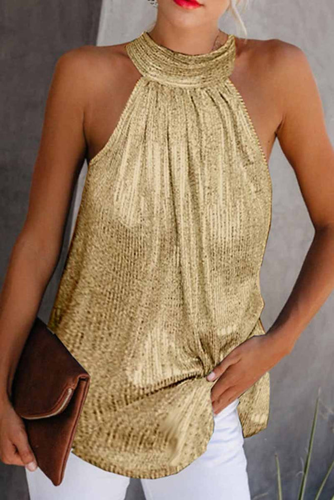 Chicindress Off Shoulder Blink Sequins Tops