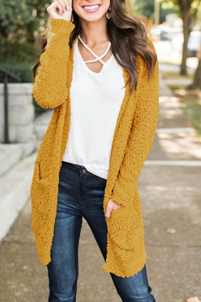 Chicindress Fashion Casual Cardigan Sweater