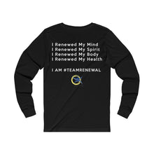 Load image into Gallery viewer, My PT Says I'm Awesome - Unisex Jersey Long Sleeve Tee