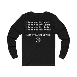 I Drank The Renewal Kool Aid - Unisex Jersey Long Sleeve Tee