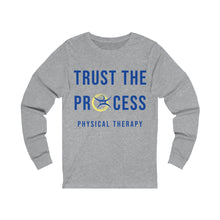 Load image into Gallery viewer, Trust The Process - Unisex Jersey Long Sleeve Tee