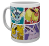 Mug Pokemon Evoli Evolution