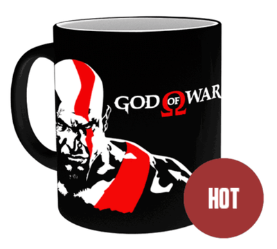 Mug Thermoactif God of War