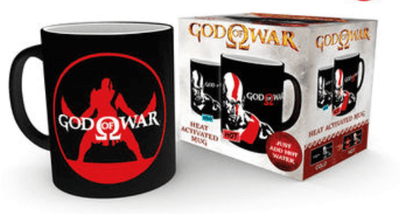 coffret Mug Thermoactif God of War