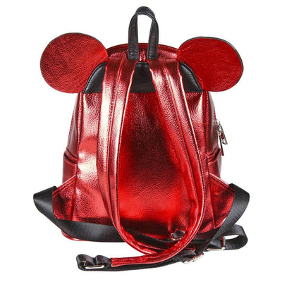 Petit Sac à Dos Mickey Rouge