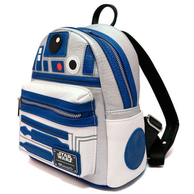 Sac Loungefly Star Wars R2D2 coté