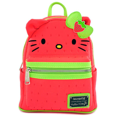 Sac Loungefly Hello Kitty Fraise