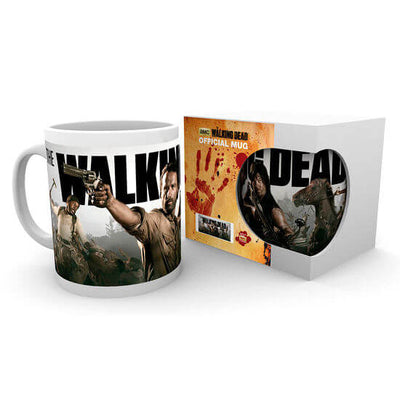 coffret Mug The Walking Dead