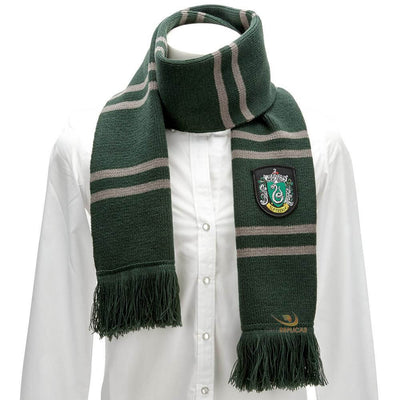 Echarpe Harry Potter Serpentard