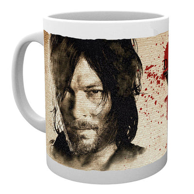mug daryl the walking dead