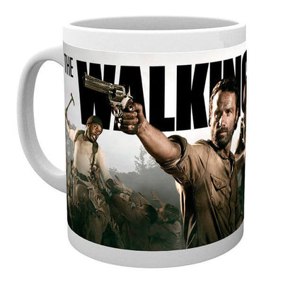 Mug The Walking Dead