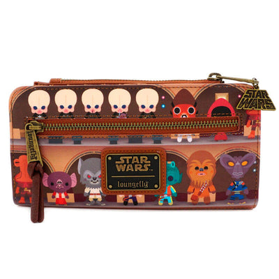 Portefeuille Loungefly Star Wars
