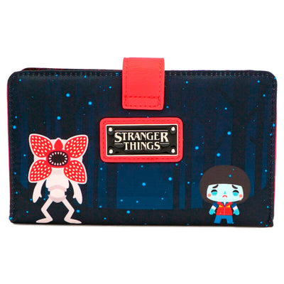 Portefeuille Loungefly Stranger Things