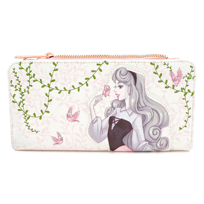 Portefeuille Loungefly Sleeping Beauty