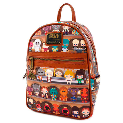 Sac Loungefly Star Wars personnages