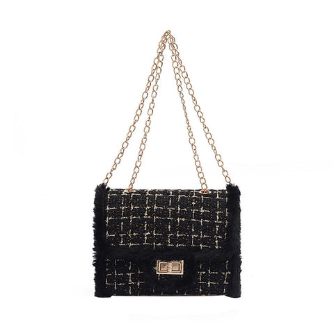 Besace Femme Imitation Grand Couturier | Sac-UrbanLife