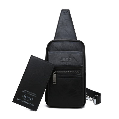Sac Bandoulière Jeep Rectangle | Sac-UrbanLife