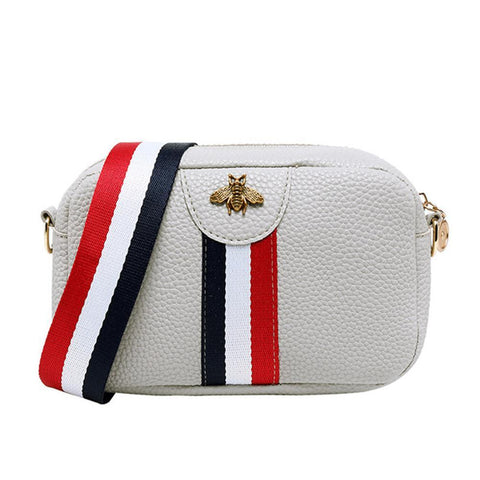 Besace Femme tricolore | Sac-UrbanLife