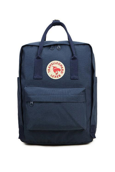 Canvas School Backpack