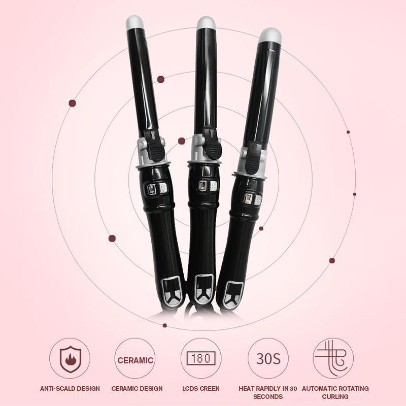 Automatic Rotating Curling Iron