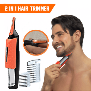 2-in-1 Hair Trimmer