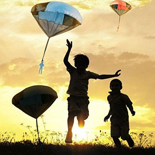 Hand Throw Parachute Toy