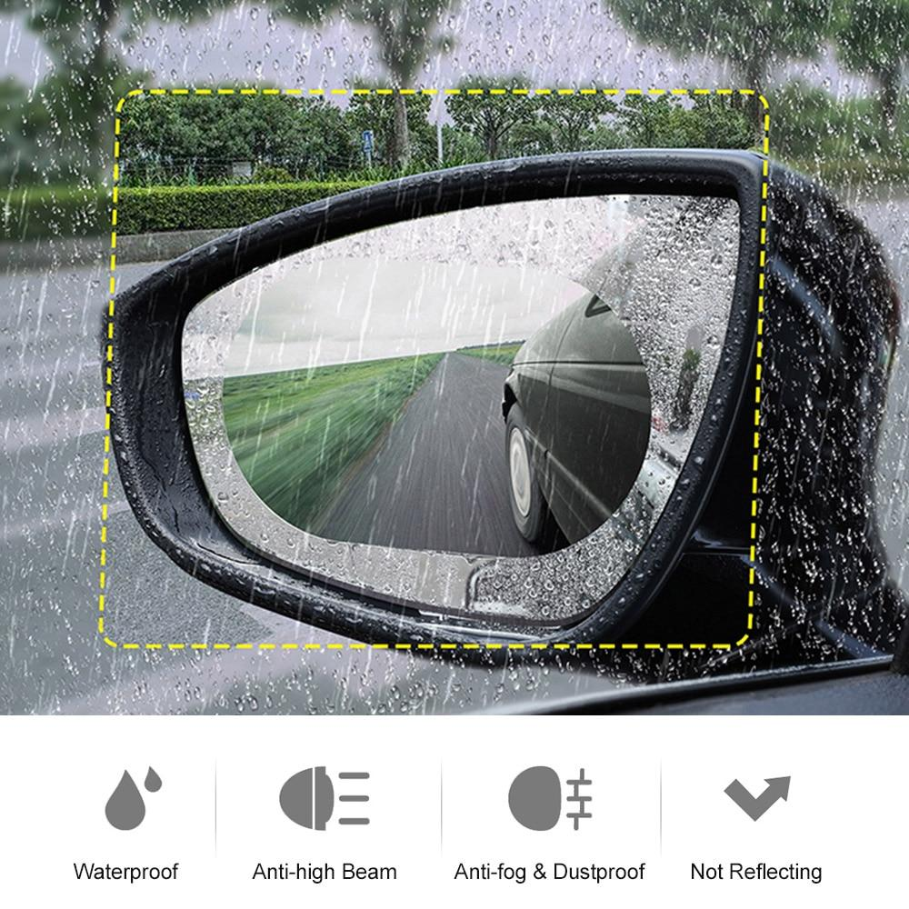 Waterproof Rearview Mirror Protector