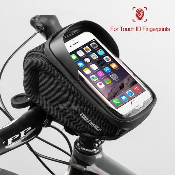 Bike Bag & Phone Mount