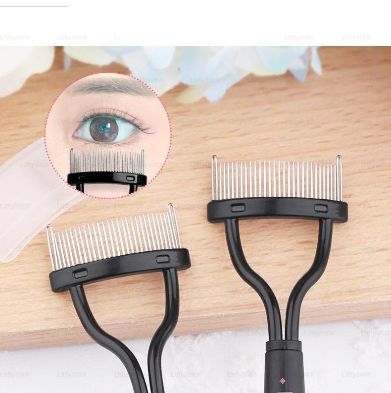 Collapsible Eyelash Comb
