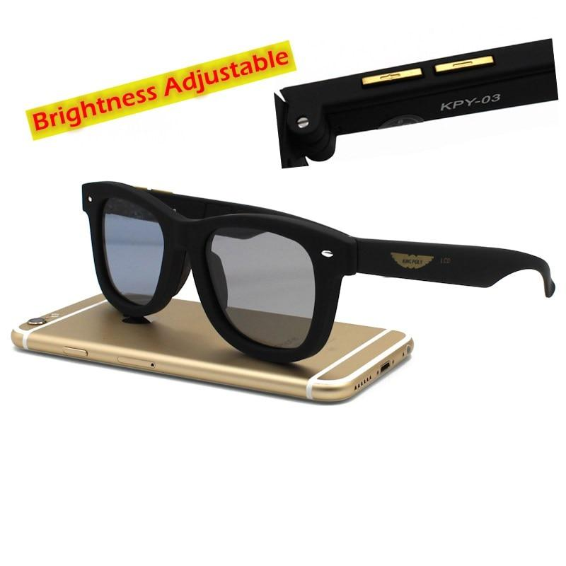 Adjustable Polarized Lens Sunglasses