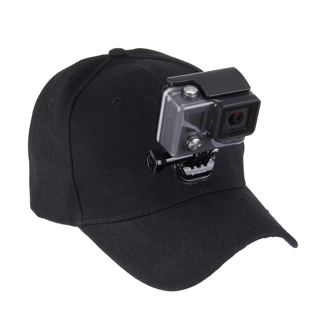 Baseball Hat with Mount for GoPro
