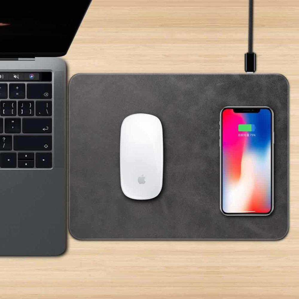 Qi Wireless Universal Charging Mouse pad