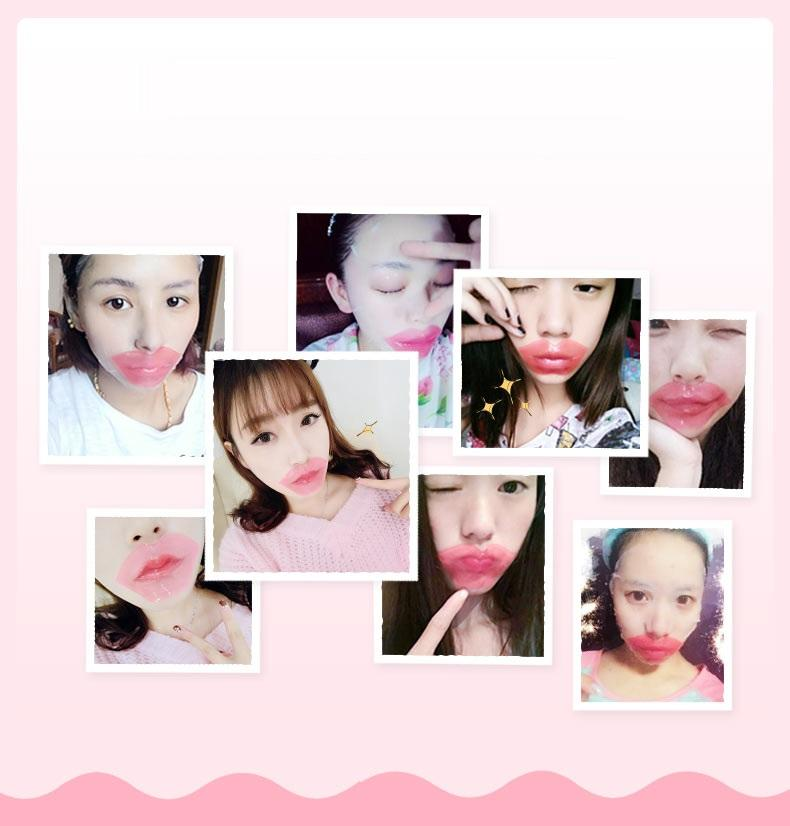 Lip Moisturizing Mask